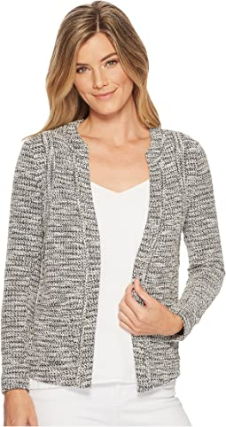 Ivanka Trump - Unconstructed Knit Open Jacket
