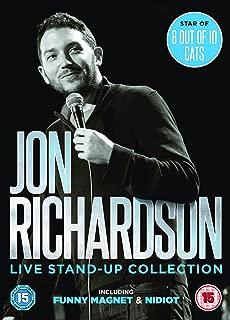 Jon Richardson: Funny Magnet/Nidiot