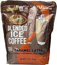 DaVinci Blended Ice Coffee Mix, Caramel, 3 Pound Bag