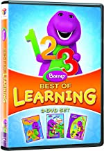 Barney - Best Of Learning : Numbers! Numbers! / Please & Thank You / Now I Know My ABCs
