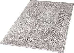 "Kleine Wolke ""Arizona"" Bath Rug, 80 x 140 cm, Silver-Grey"