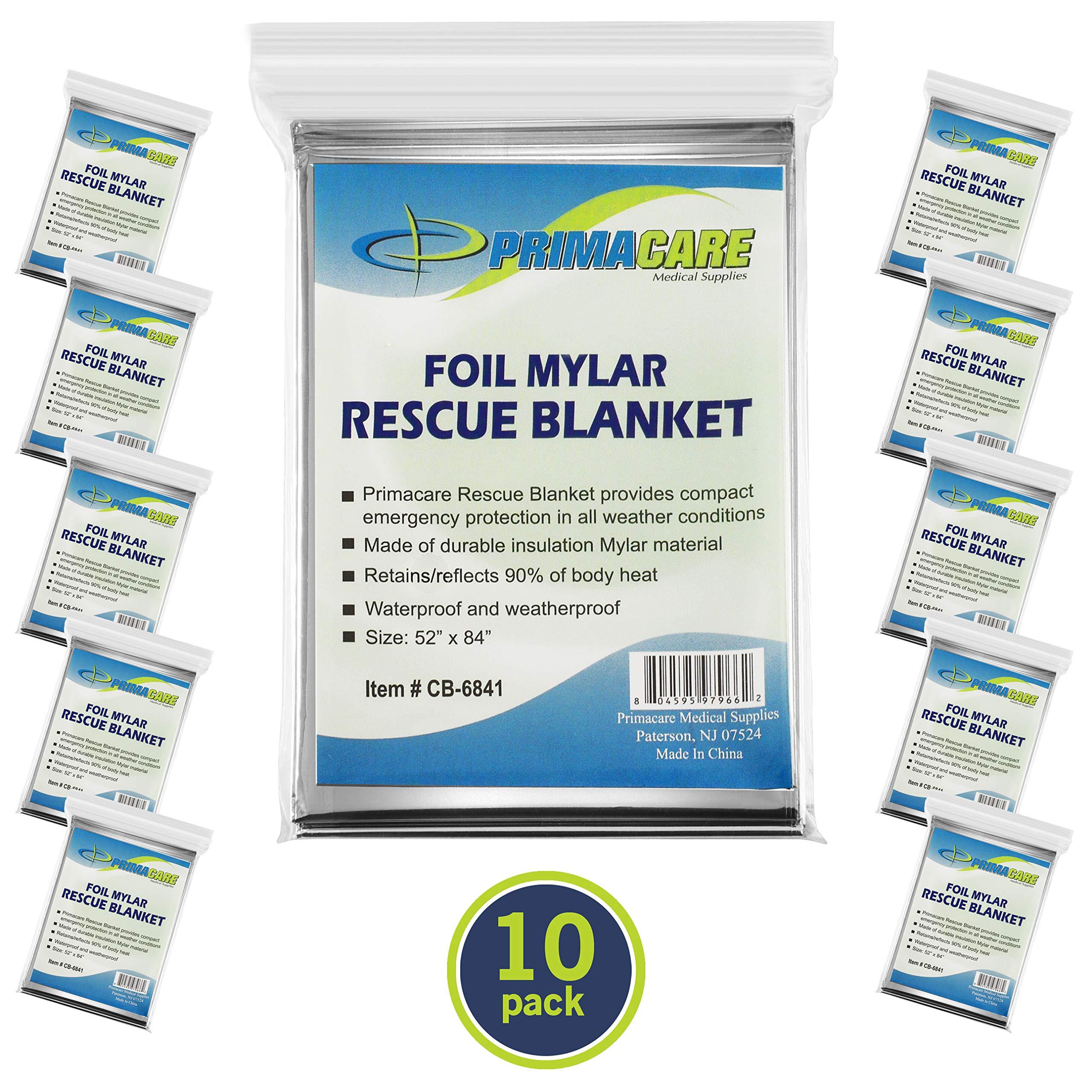 Primacare HB 10 Emergency Thermal Blanket