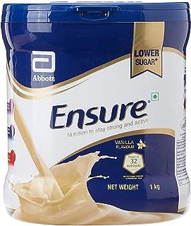 Best ensure vanilla powder 1kg Reviews