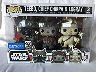 Best ewok 3 pack pop vinyl Reviews