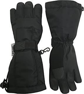 Kids Extreme Cold Weather 100 Gram Thinsulate Waterproof Ski Gloves