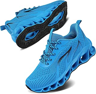 Boys Girls Sneakers Lightweight Breathable Tennis Sports Running Shoes for Little Kids/Big Kids