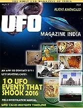 UFO Magazine India: First UFO Magazine of India (1st) (English Edition)