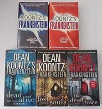 Dean Koontz Frankenstein Series - 5 books: Prodigal Son / City of Night / Dea...