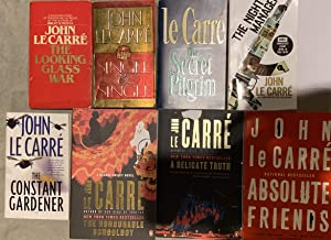 John Lecarre Novel Collection 8 Book Set