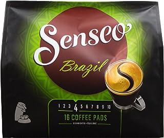 Senseo Kaffeepads Brasil, neues Design, 16 Pads
