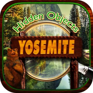 Hidden Objects Yosemite National Forest & Parks Adventure Games FREE
