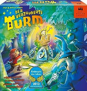 Der Verzauberte Turm Kinderspiel Des Jahres 2013 Board Game