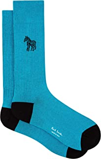 PS by Paul Smith Men's Sock Trevor, Black, One Size