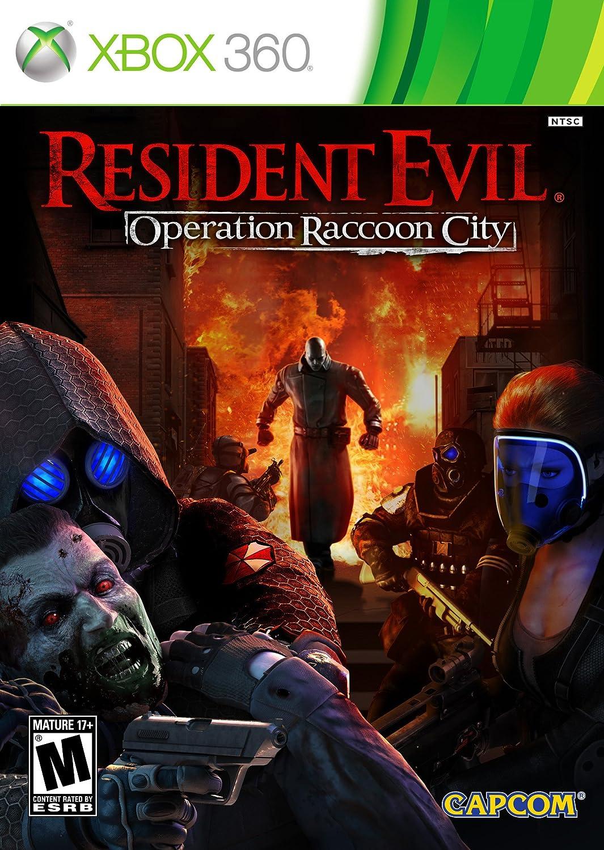 Resident Evil: 5 ☆ very popular Operation Raccoon Xbox 55% OFF - City 360