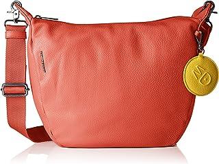 (Pink (Siena)) - Mandarina Duck Women's Mellow Leather Tracolla Cross-Body Bag