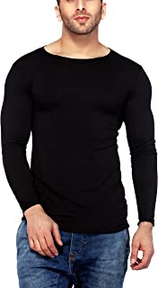 Tinted Men's Plain Regular Fit T-Shirt