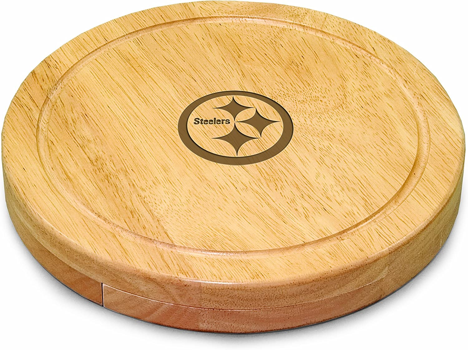 NFL Circo Cheese Board 10-Inch Max 87% OFF Set Tool Classic