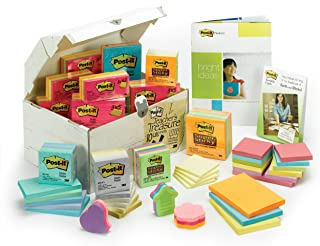 Best post it treasure chest of notes assorted colors Reviews