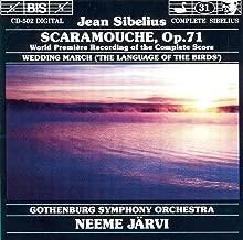 Sibelius: Scaramouche, Op. 71 / Wedding March