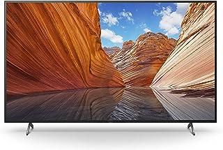 Sony 75 Inch TV Ultra HD HDR Bravia Core™ Smart Google TV - KD-75X80BJ (2021 Model) Black Frame