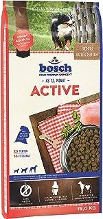 bosch HPC Active | Hundetrockenfutter für ausgewachsene Hunde aller Rassen mit gesteigerter Aktivität | verschiedene Größen