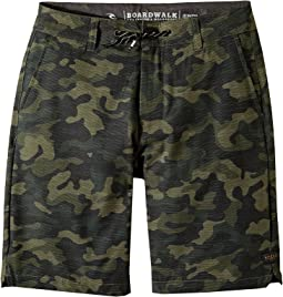 Rip Curl Kids - Mirage Topnotch Boardwalk Shorts (Big Kids)