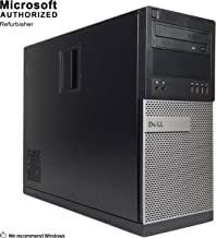 Dell Optiplex 7010 Tower Desktop Computer (Intel Core i3-3220 3.3GHz,8GB DDR3 RAM,1TB HDD,DVD-ROM,Windows 10 Pro 64-Bit) (...