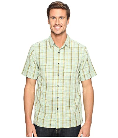 Royal Robbins Pilat Plaid Short Sleeve Shirt (Bowden) Men