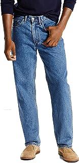 Levi's? Big & Tall Big & Tall 550 Relaxed Fit Medium Stonewash 54