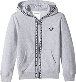 True Religion Kids - Tape Hoodie (Toddler/Little Kids)