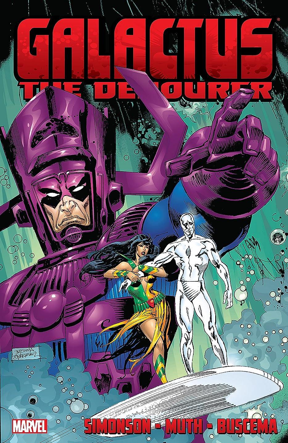乱闘自動車進行中Galactus The Devourer (Galactus The Devourer (1999)) (English Edition)
