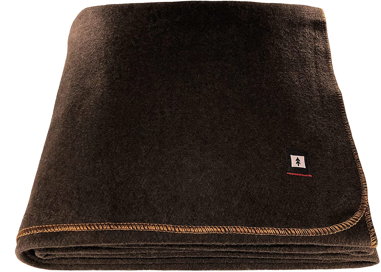 Portland Mall EKTOS 90% Wool Blanket Washable 4.5 Size Cheap mail order shopping lbs 66