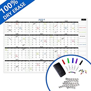 Best laminated wall calendars yearly Reviews