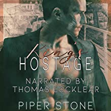 King's Hostage: A Dark Mafia Romance (Merciless Kings, Book 2)
