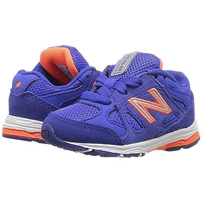 New Balance Kids KJ888v1I (Infant/Toddler) (Pacific/Dynomite) Boys Shoes
