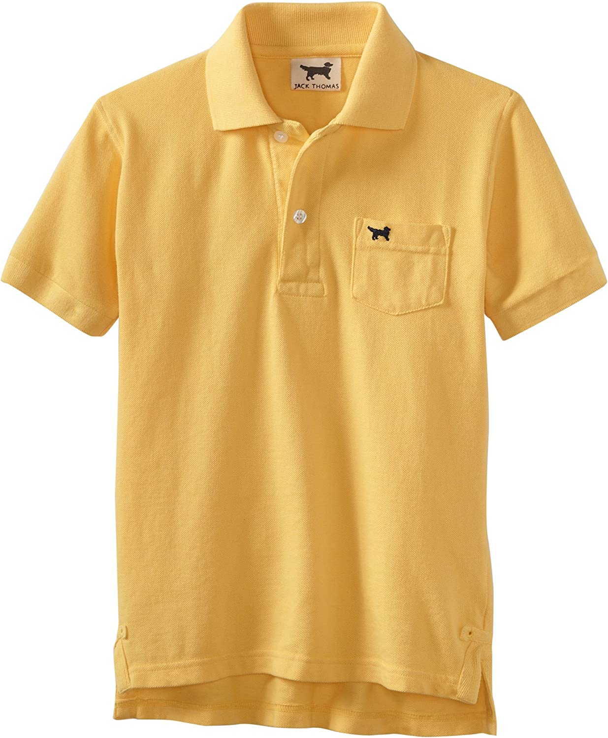 Wes and Willy Little Boys' Short Sleeve Polo