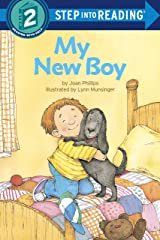 My New Boy (Step into Reading) Kindle Edition