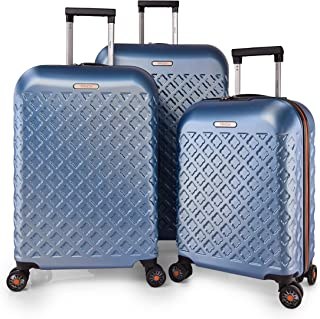 TRACK 28/24/20 Inch 3 Piece Hard Travel Bag Set ABS018/3P