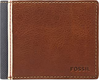 Fossil Men's Elgin Traveler Leather Wallet