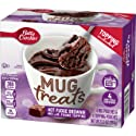 Betty Crocker Baking Mug Treats Hot Fudge Brownie Mix with Fudge Topping, 13.9 oz(us)