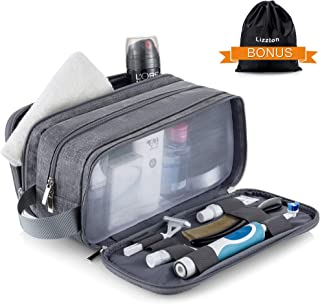 travel shaving kit bag