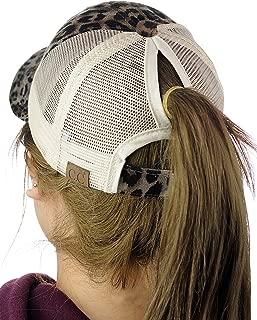 leopard top hat