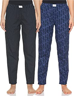 Diverse Women's Pyjama Bottom (Pack of 2)