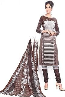 Minu salwar Cotton Printed Suit sets Slate(Pbeauty_6008_0)