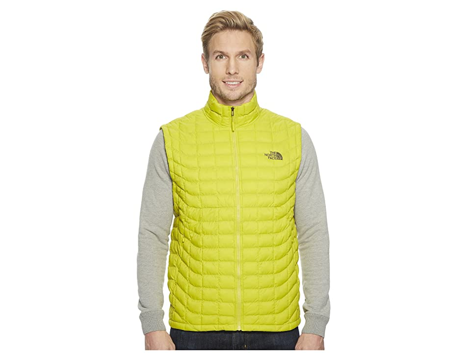 The North Face Thermoball Vest (Citronelle Green) Men