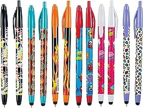 Raymond Geddes Gadgetz Cool Trendz Stylus Pens, Set of 36 (69657)