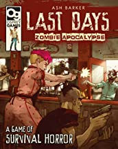 Last Days: Zombie Apocalypse: A Game of Survival Horror (English Edition)