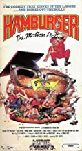 Hamburger - The Motion Picture VHS