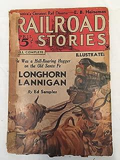 Railroad Magazine April 1935