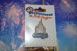 disney world 45th anniversary pin